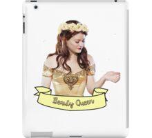 Belle French - Beauty Queen iPad Case/Skin