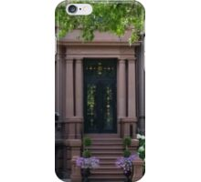 Welcome home to Boston iPhone Case/Skin