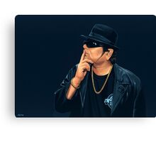 Andre Hazes Painting Canvas Print