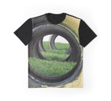 Perspective de pneus Graphic T-Shirt