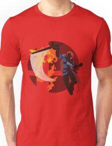 Roy (Smash 4) - Sunset Shores Unisex T-Shirt