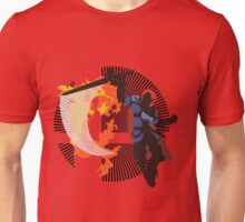 Roy (Smash 4) - Sunset Shores Unisex T-Shirt
