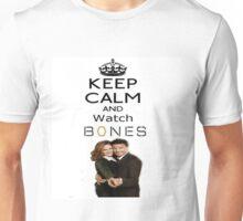 Bones David Boreanaz Seeley Booth Unisex T-Shirt
