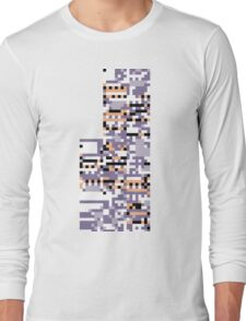 Missingno Long Sleeve T-Shirt