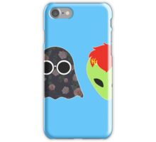 Tyler and Spooky Jim iPhone Case/Skin
