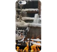 Fire Snow Water iPhone Case/Skin