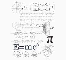 Equations Kids Tee