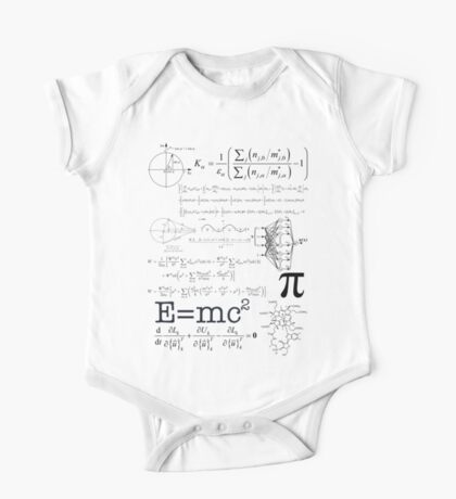 Equations One Piece - Short Sleeve