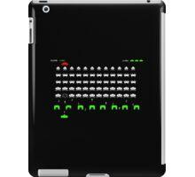 Space Invaders - Game Arcade iPad Case/Skin
