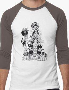ONE PIECE - LUFFY'S TEAM :D Men's Baseball ¾ T-Shirt