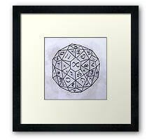 Dungeons dungeons Framed Print