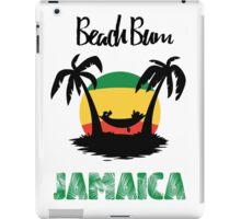 Jamaican Beach Bum iPad Case/Skin