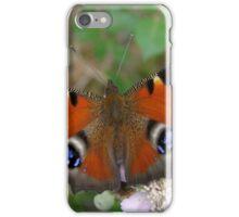 Inachis io iPhone Case/Skin