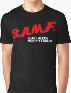 B.A.M.F Graphic T-Shirt