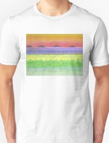 Four times Sunset  Unisex T-Shirt