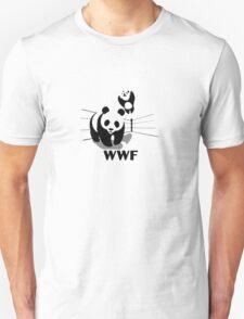 WWF panda Unisex T-Shirt