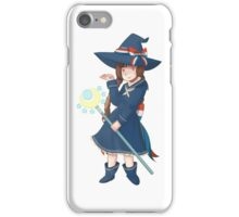 Wadanohara  iPhone Case/Skin