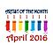 Artist of the month - April 2016