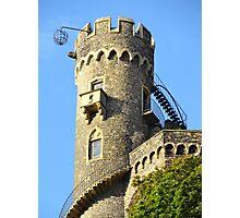 Burg Rheinstein Photographic Print