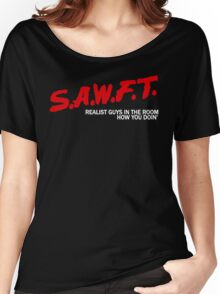 S.A.W.F.T Women's Relaxed Fit T-Shirt