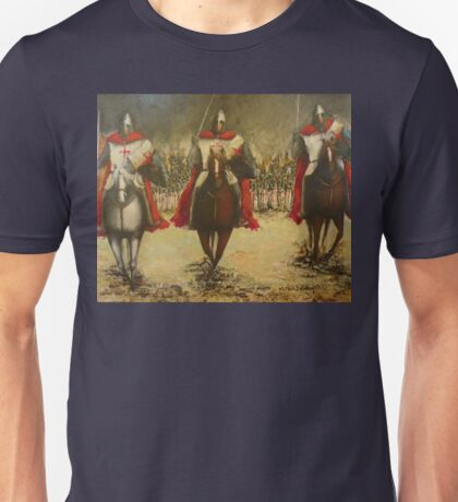 Charge to Battle Unisex T-Shirt