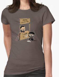 Lucille Is In Womens Fitted T-Shirt