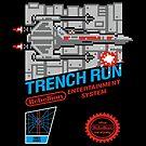 Trench Run by Brandon Wilhelm