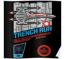 Trench Run Poster