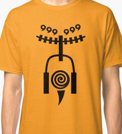 Naruto Sage Mode kyubi ninetails fox fight Classic T-Shirt