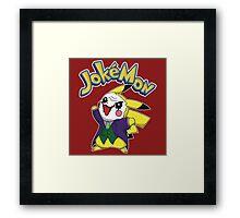 Funny Pokemon - Jokemon Framed Print