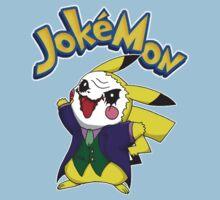 Funny Pokemon - Jokemon Kids Tee