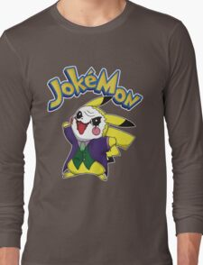 Funny Pokemon - Jokemon Long Sleeve T-Shirt