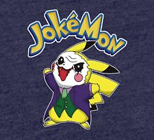 Funny Pokemon - Jokemon Tri-blend T-Shirt