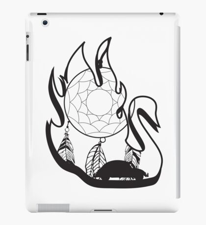 Swanfire (Neal & Emma, Once Upon a Time) iPad Case/Skin