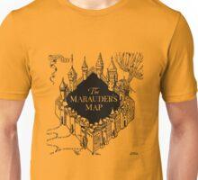 Marauder's Map Harry Unisex T-Shirt