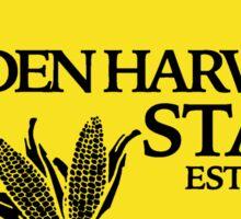 Golden Harvest State 2 Sticker