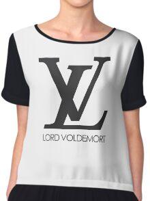 Lord voldemort Women's Chiffon Top