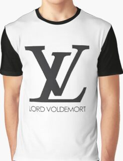 Lord voldemort Graphic T-Shirt