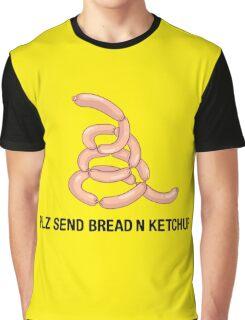 BREAD N KETCHUP Graphic T-Shirt
