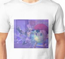 Ness, DK and ice climbers melee Unisex T-Shirt