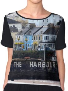 The Harbour Chiffon Top