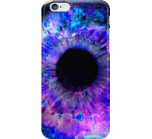 eye cant bee leave me alone iPhone Case/Skin