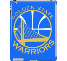 Golden State Warrior iPad Case/Skin