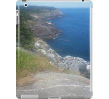 Monhegan Coastline iPad Case/Skin