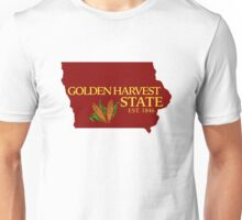 Golden Harvest State Unisex T-Shirt