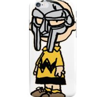 Charlie Brown Mask iPhone Case/Skin