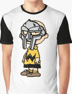 Charlie Brown Mask Graphic T-Shirt