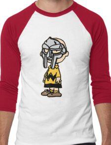 Charlie Brown Mask Men's Baseball ¾ T-Shirt
