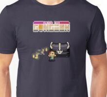Enter The Roguelite Unisex T-Shirt