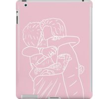 Arms Made For Holding You iPad Case/Skin